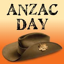 Anzac Day 25 April 2015